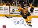 Bobby Robins Boston Providence Bruins Signed Autographed P-Bruins Action 8x10