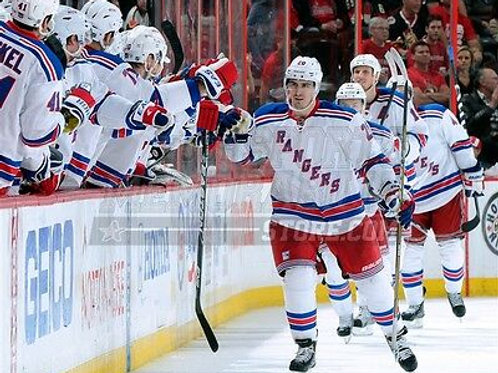 Chris Kreider New York Rangers 1st NHL Goal 8x10 11x14 16x20 photo 2000