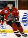 Brad Marchand Boston Bruins Signed 2006 QMJHL All-Stars Junior 8x10 - B