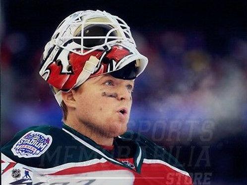 Cory Schneider New Jersey Devils Up Close Outdoors  8x10 11x14 16x20 4270