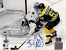 Brad Marchand Boston Bruins Stanley Cup signed 8x10 M