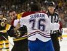Brad Marchand Boston Bruins fights PK Subban Canadiens 8x10 11x14 16x20 1865