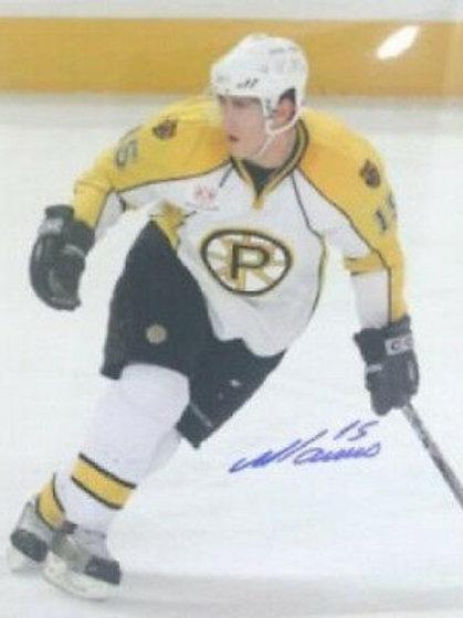 Martins karsums Providence Bruins signed 8x10