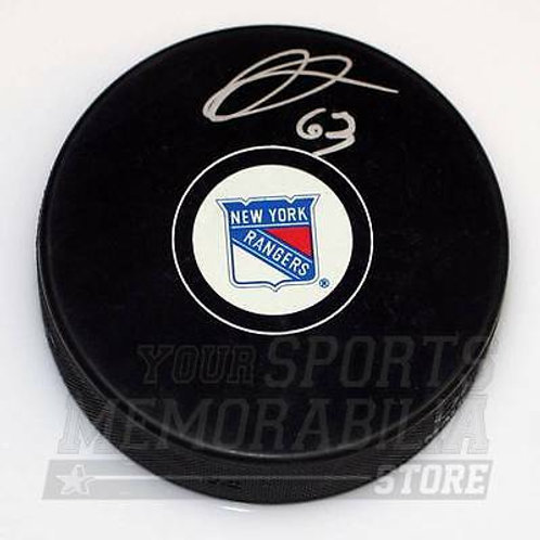 Anthony Duclair New York Rangers Signed Autographed Rangers Hockey Puck