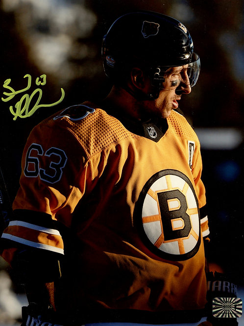 Brad Marchand Boston Bruins Signed Autographed Lake Tahoe Sunshine 16x20
