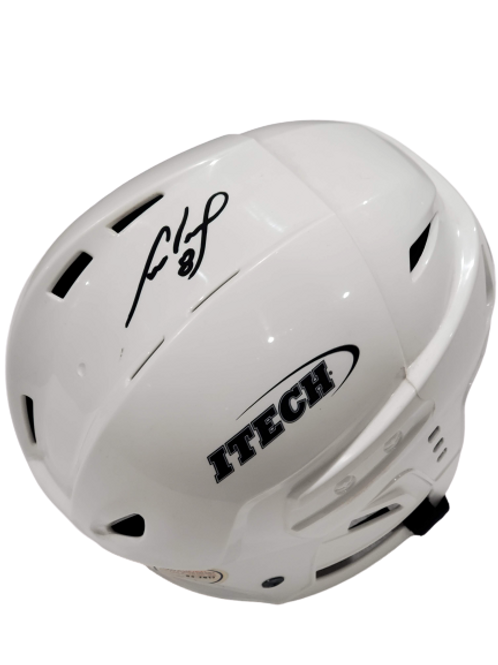 Cam Neely Boston Bruins signed autographed FULL SIZE itech helmet