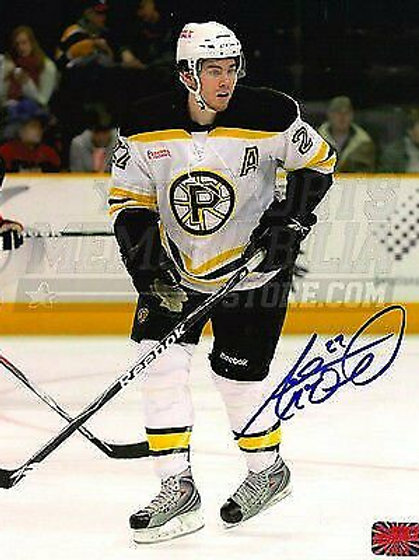 Adam McQuaid Providence Bruins signed 8x10 photo