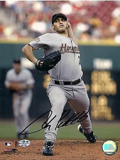 Andy Pettitte Houston Astros signed autographed color 8x10