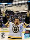 Andrew Ference  Boston Bruins signed Stanley Cup Champions raising Cup 8x10