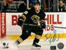 Brad Marchand Boston Bruins Signed 3rd Logo Jersey 8x10