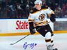 Byron Bitz Boston Bruins Vancouver Canucks Signed 8x10
