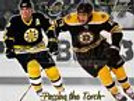 Cam Neely Milan Lucic Bruins Passing The Torch dual  8x10 11x14 16x20 photo 674