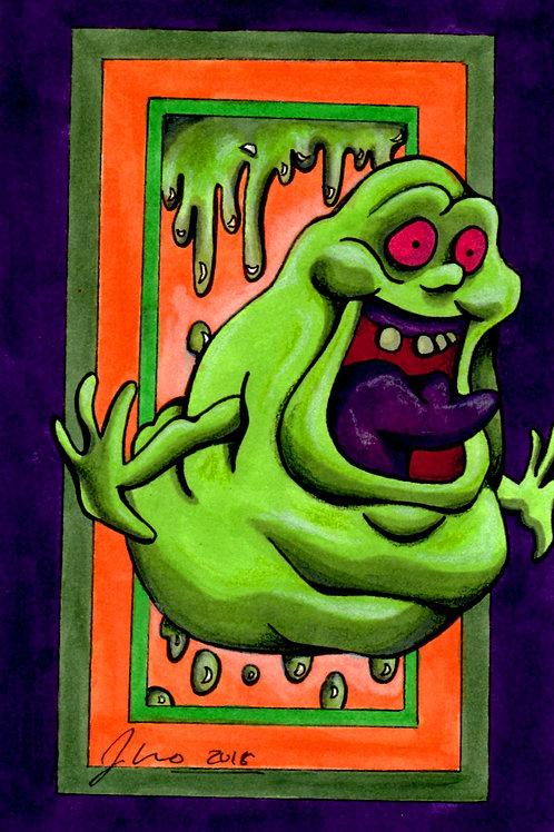 Ghostbusters - Slimmer *Print*