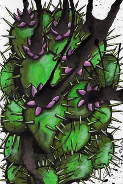 Inkblot Monster (The Smalls) #9
