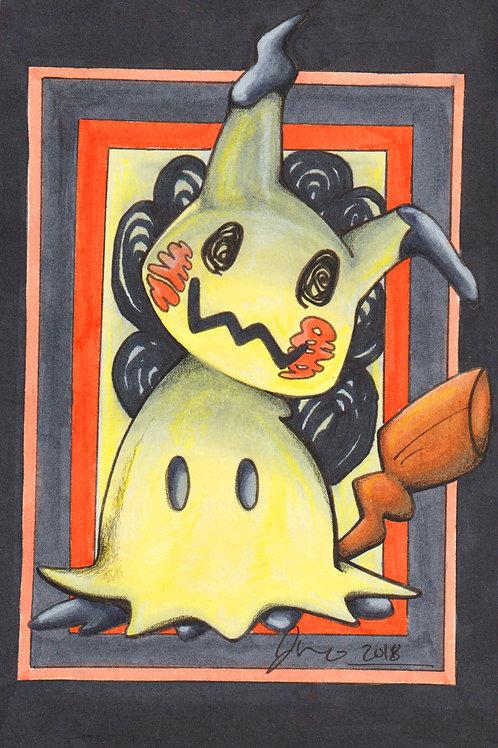 Pokemon - Mimikyu *Print*