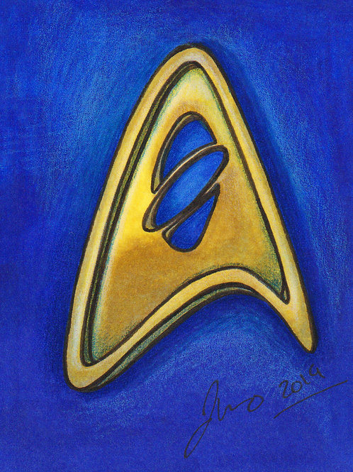 Mini - Star Trek Medical *Print*