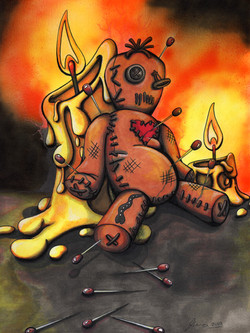 VooDoo Doll - Self Sabatoge