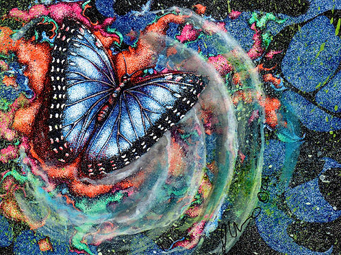 The Butterfly Effect *Print*