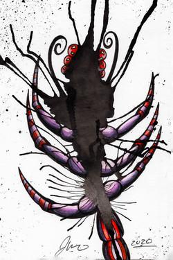 Inkblot Monster (The Smalls) #12