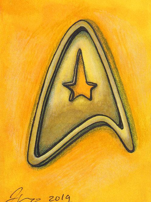 Mini - Star Trek Commander *Print*