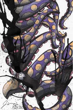 Inkblot Monster (The Smalls) #2