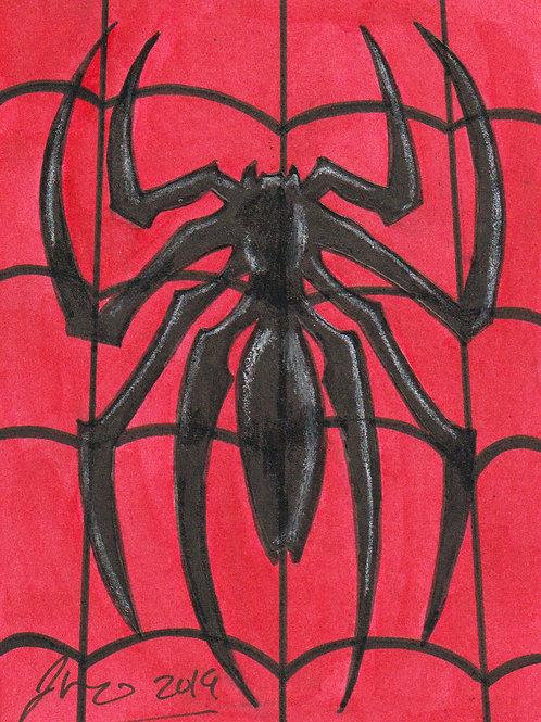 Mini - Marvel Spiderman *Print*