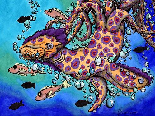Cephalo Seal *Print*