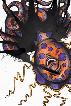 Inkblot Monster (The Smalls) #10