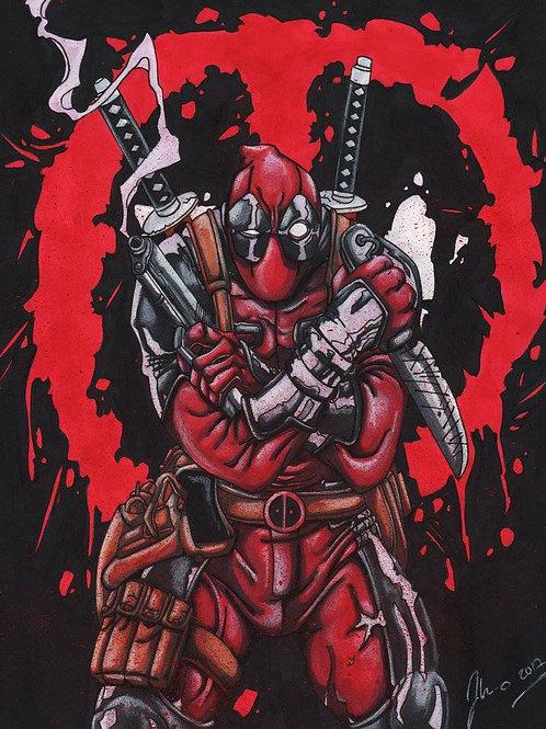 Deadpool *Print*