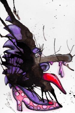 Inkblot Monster (The Smalls) #5