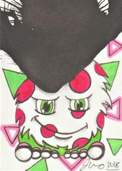 Inkblot Monster #1 Mini