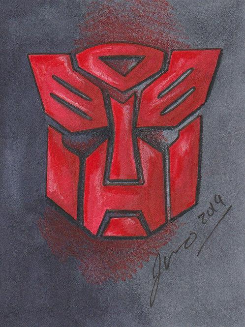 Mini - Transformers Autobots *Print*
