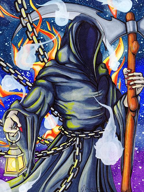 Grim Reaper *Print*