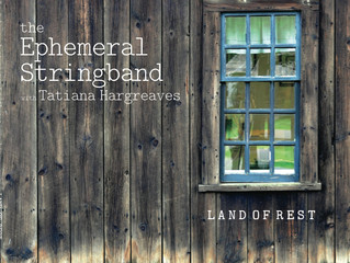 Land of Rest - released September 7th, 2014