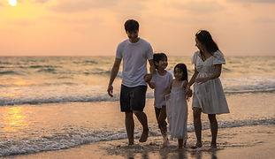 asian-young-happy-family-enjoy-vacation-