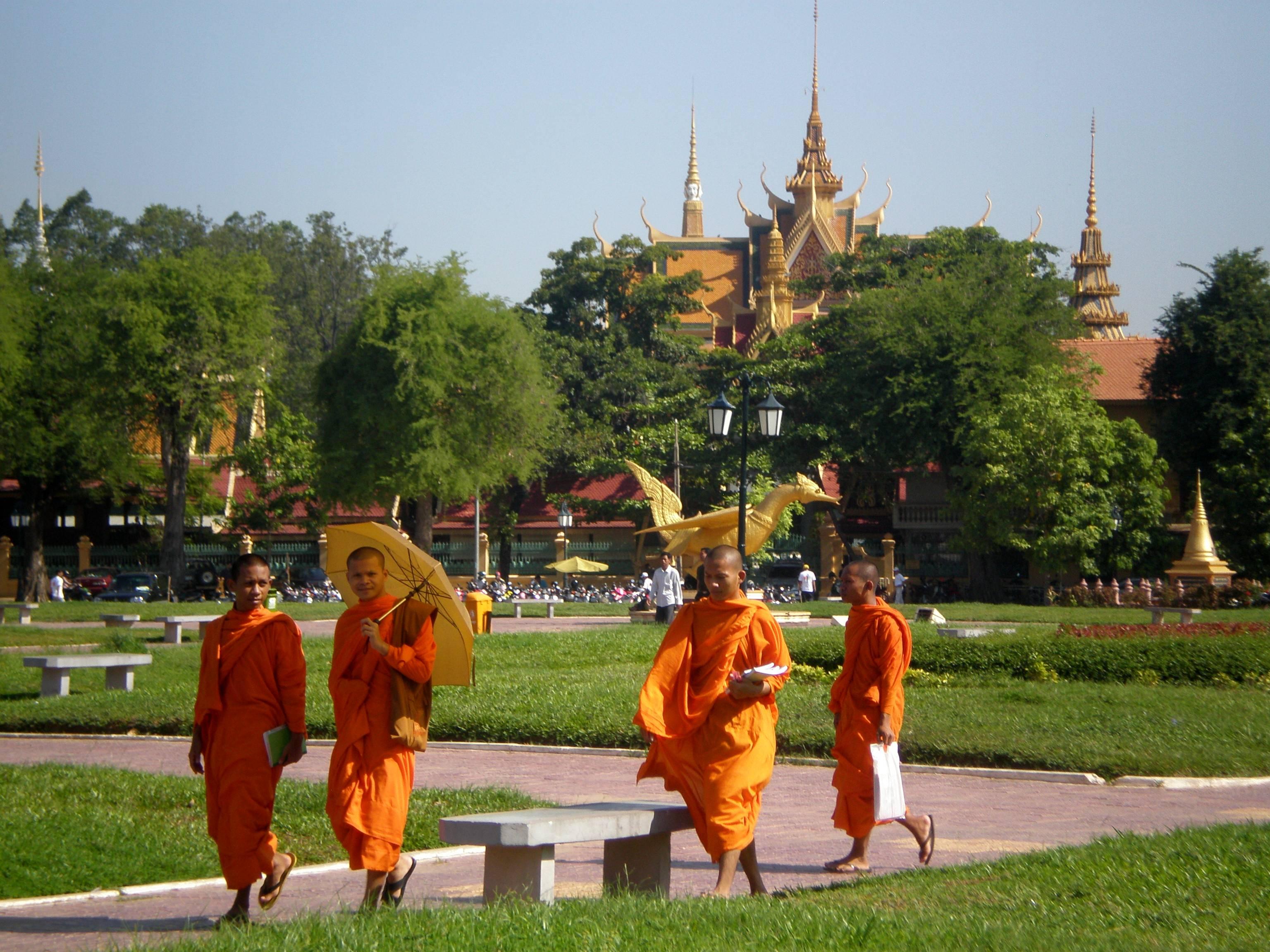 Camboya 750