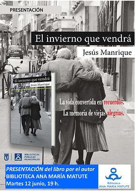 CARTEL_BIBLIOTECA_ANA_MARÍA_MATUTE_MADRI