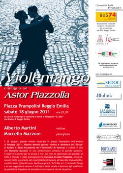 Astor Piazzolla - Marcello Mazzonies