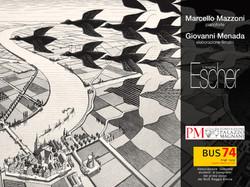 Escher - Marcello Mazzoni