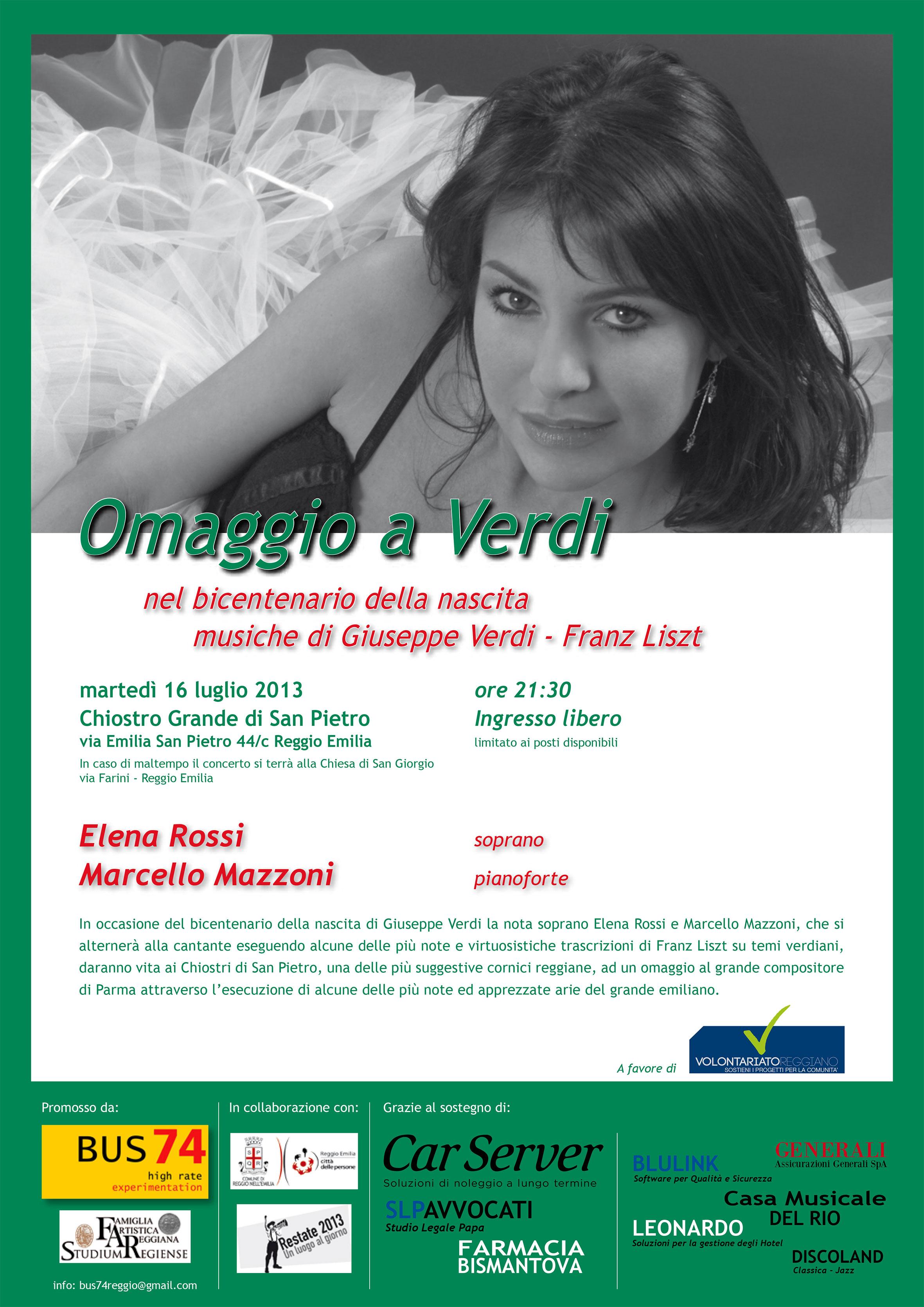 Elena Rossi - Marcello Mazzoni