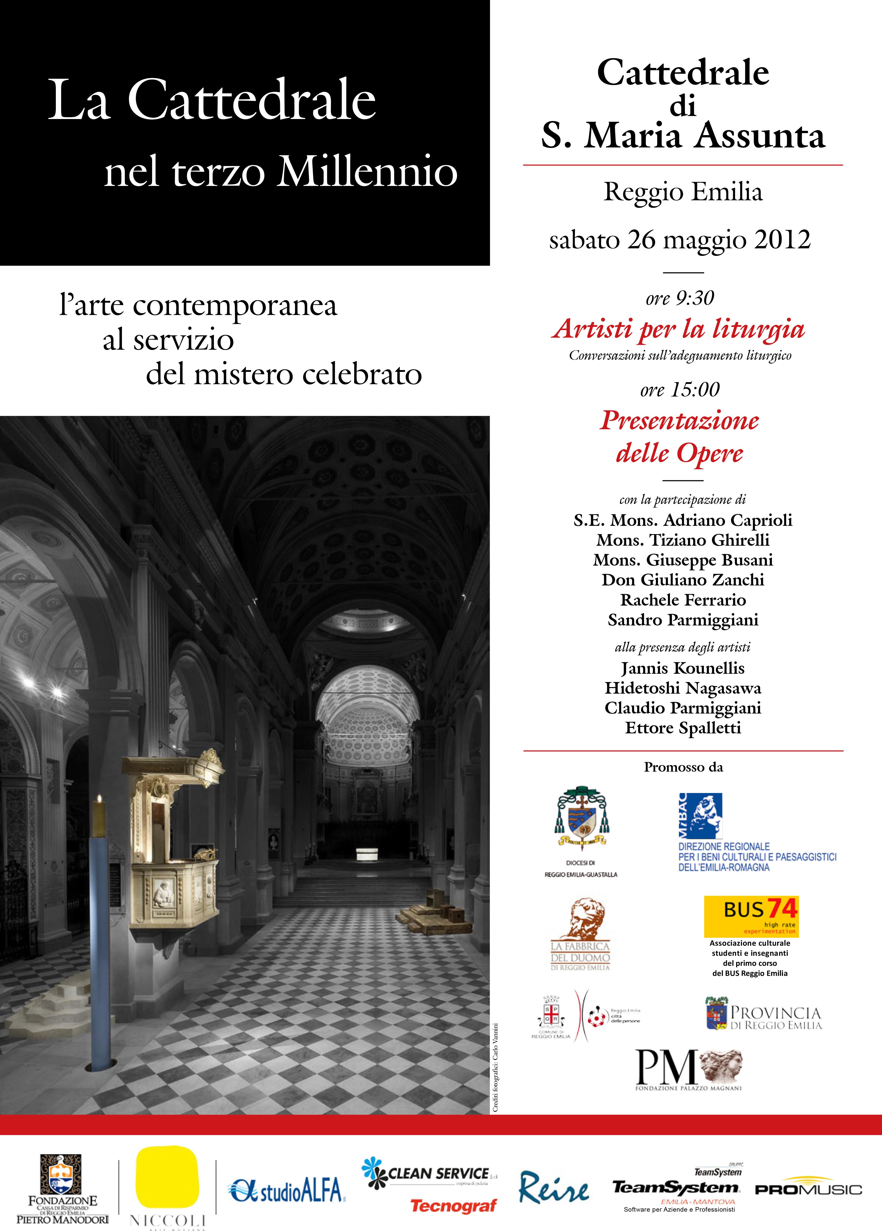 Cattedrale di Santa Maria Assunta RE