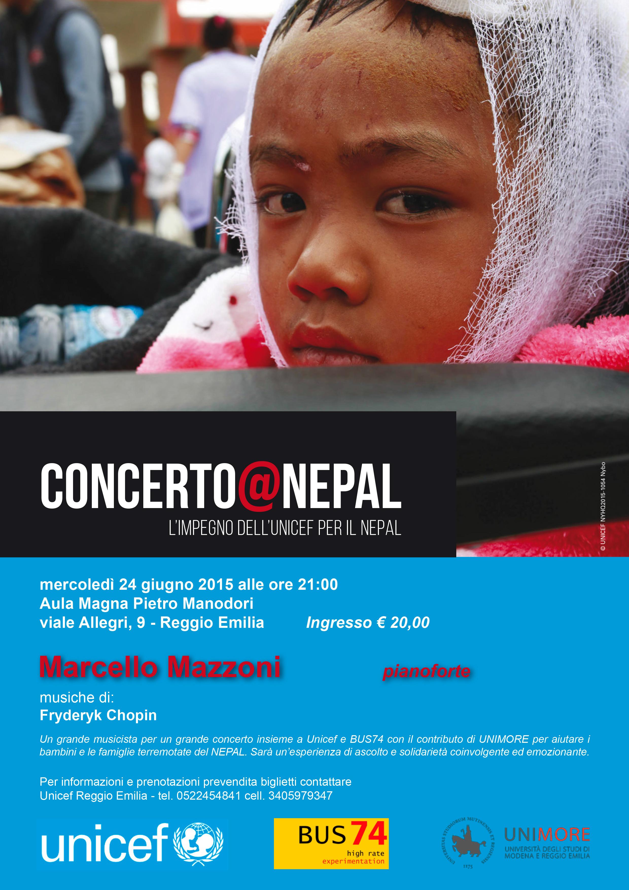 UNICEF - Marcello Mazzoni