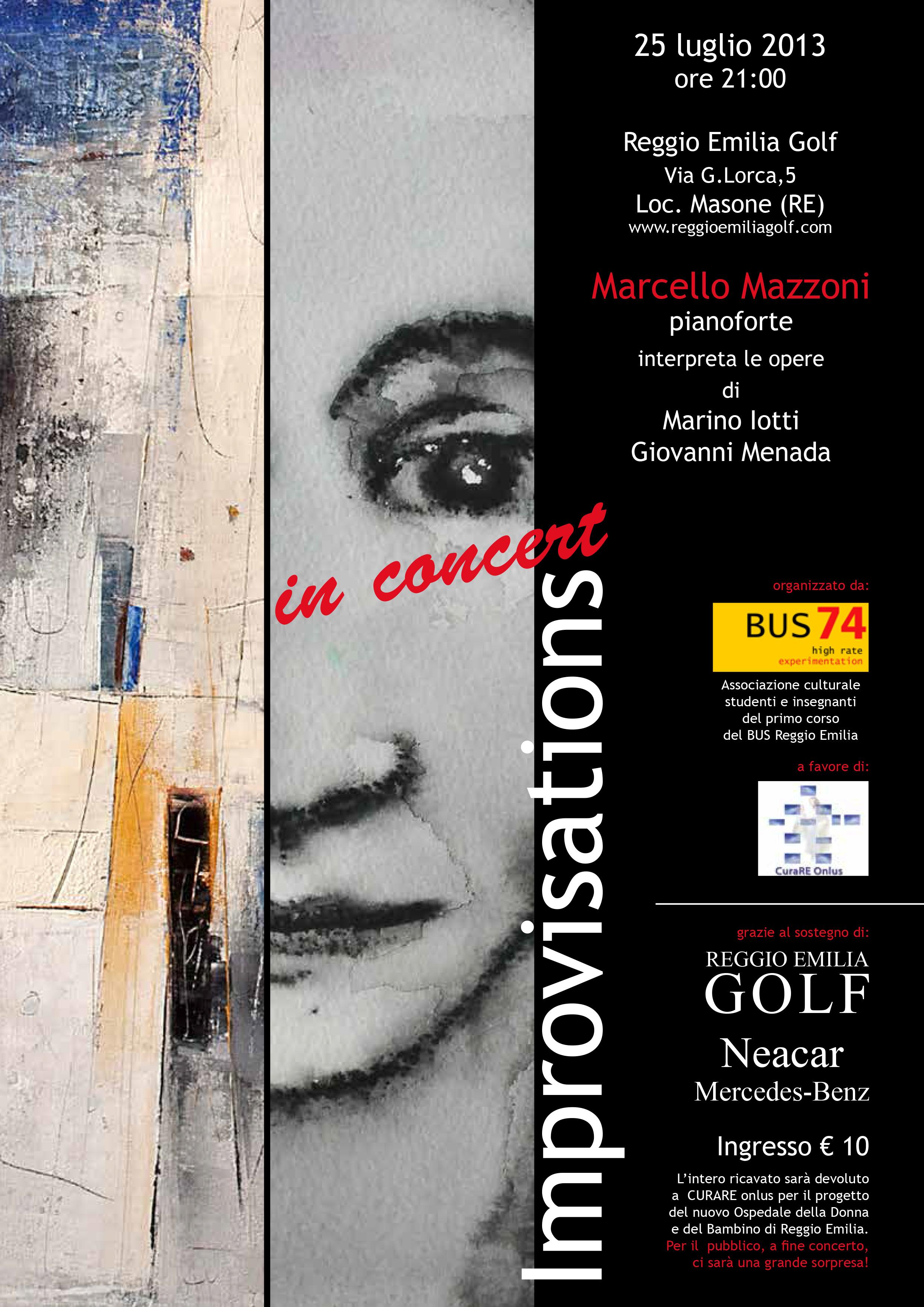 Marcello Mazzoni - Iotti Menada