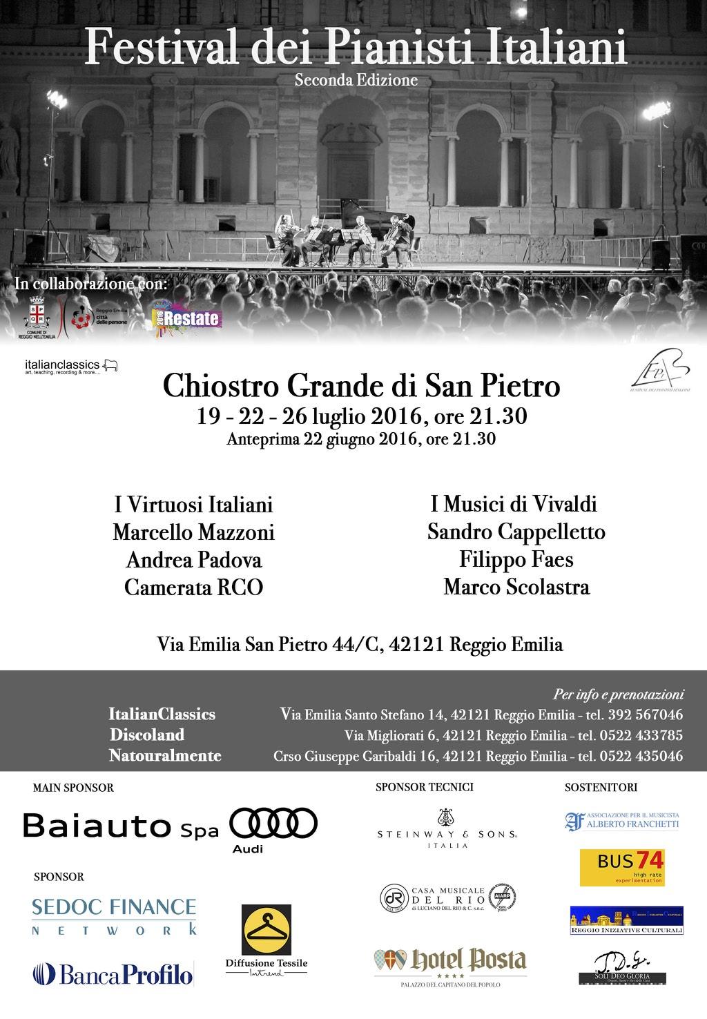Festival Pianisti Italiani