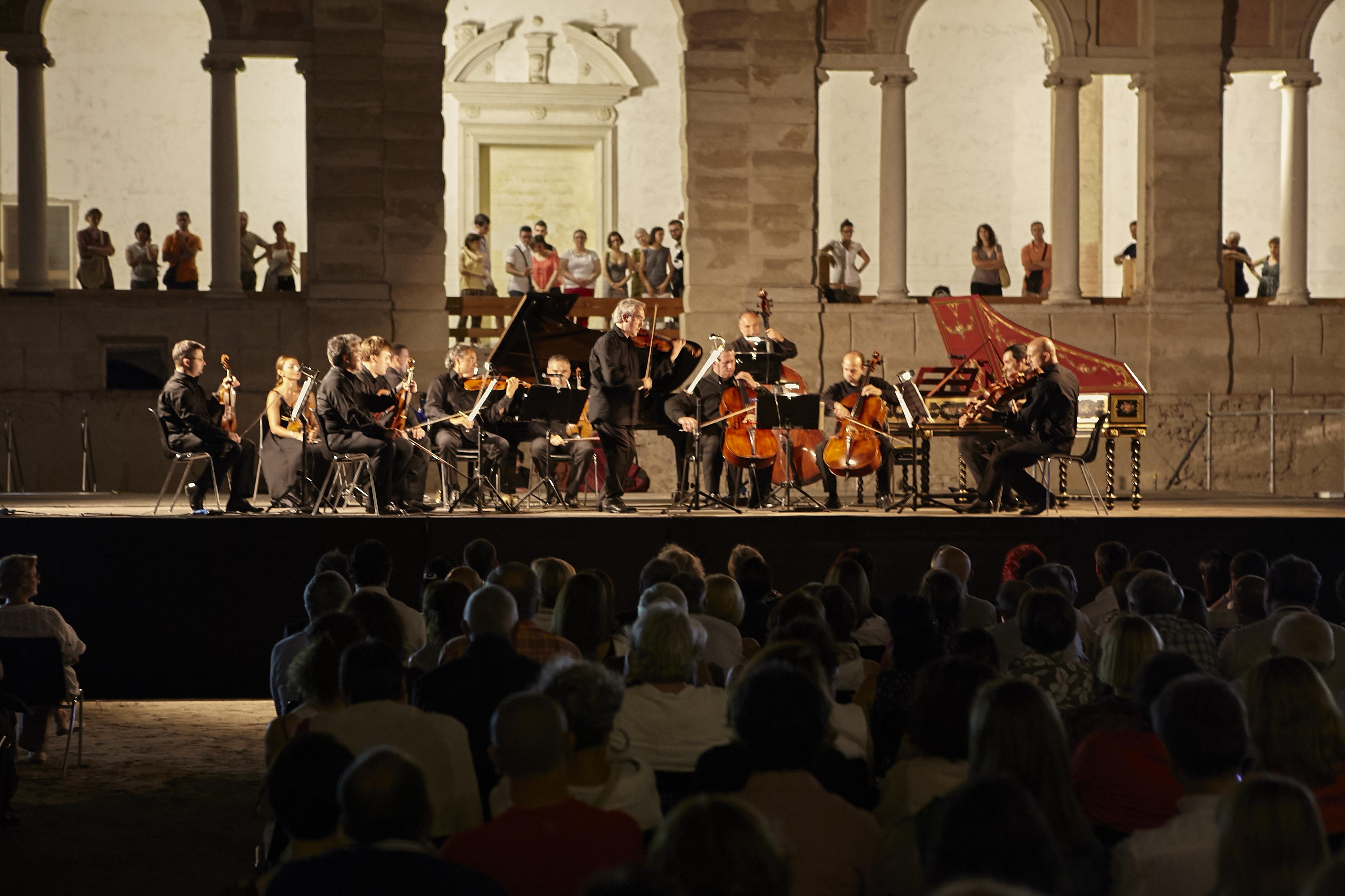 Virtuosi Italiani - Marcello Mazzoni