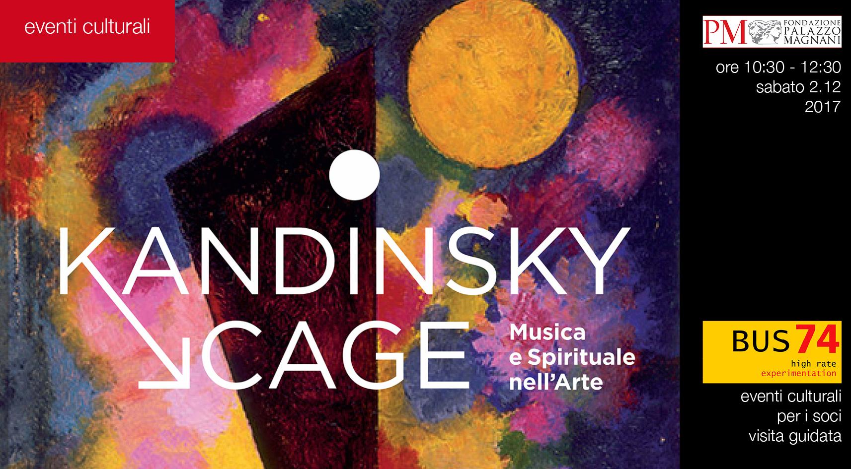 Kandinsky - Cage