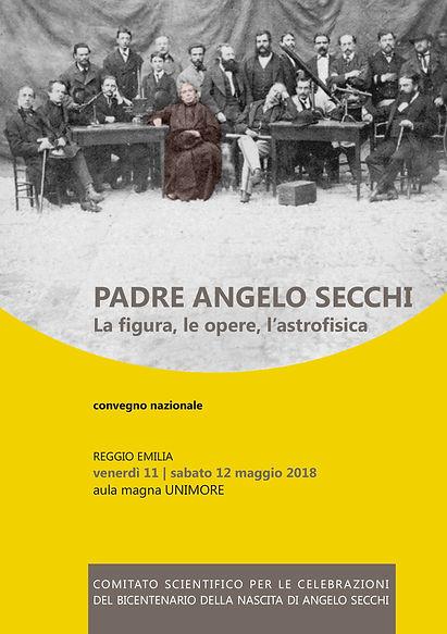 Convegno Padre Angelo Secchi