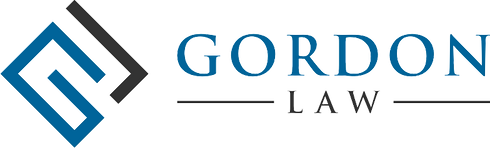 THE SYMBOL TO THE LEFT GORDON LAW.png
