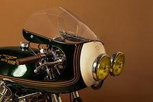Moto Guzzi Le Mans 1000 by Ton-up Garage