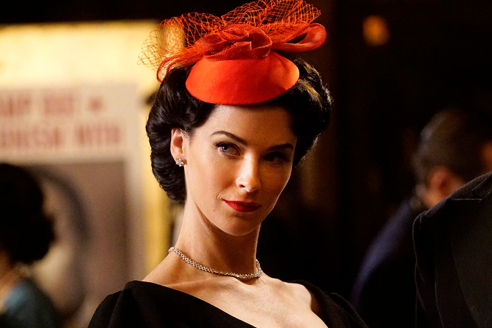 Dottie Underwood, played by Bridget Regan.